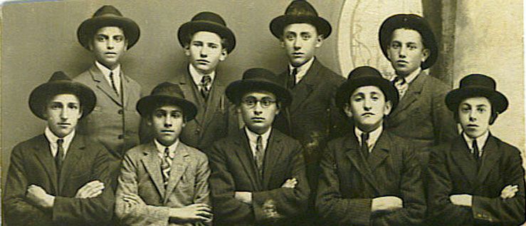 Yeshiva Students